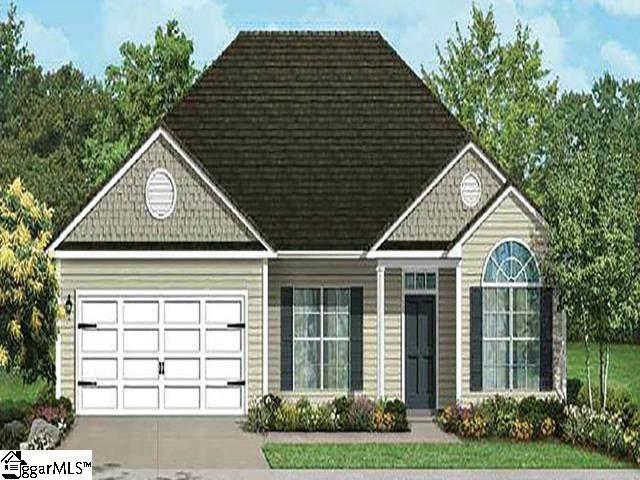 211 Lincoln Hill Road, Taylors, SC 29687 (#1446698) :: Hamilton & Co. of Keller Williams Greenville Upstate