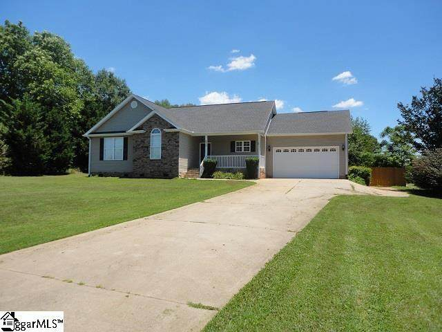 932 Johnson Road, Easley, SC 29642 (#1447043) :: Realty ONE Group Freedom