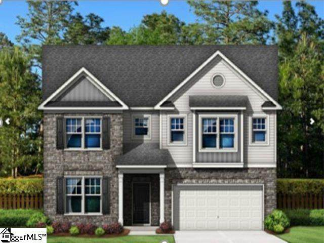 707 Chesterfield Court Lot 94, Boiling Springs, SC 29316 (#1447167) :: The Robby Brady Team