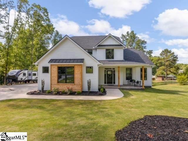 2011 Edwards Lake Road, Greer, SC 29651 (#1447640) :: Parker Group