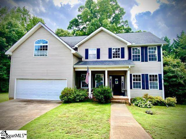 208 Flat Court, Greer, SC 29651 (#1449014) :: Coldwell Banker Caine