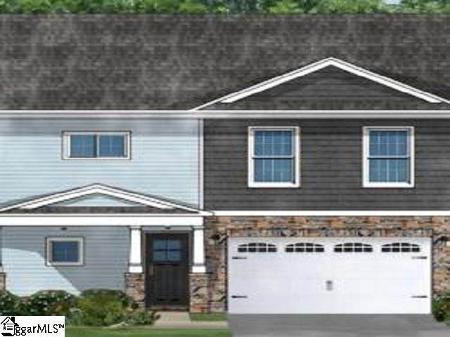 418 Icebow Road Lot 149, Fountain Inn, SC 29644 (#1449428) :: Realty ONE Group Freedom