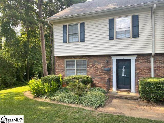 1440 A Dover Road, Spartanburg, SC 29301 (#1449660) :: Coldwell Banker Caine