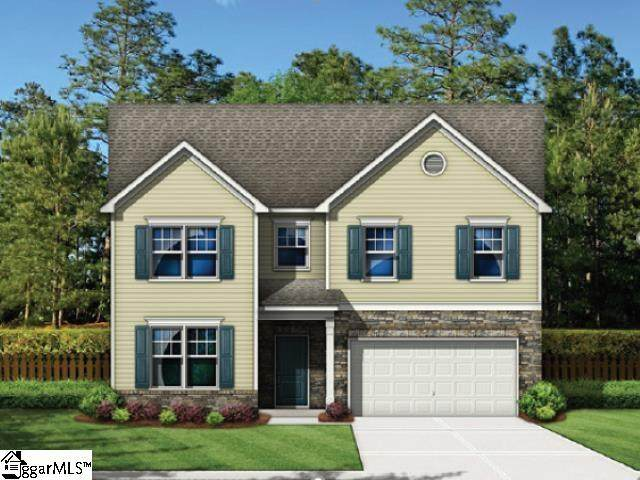 628 Montrose Lane Lot 85, Boiling Springs, SC 29316 (#1450161) :: Coldwell Banker Caine