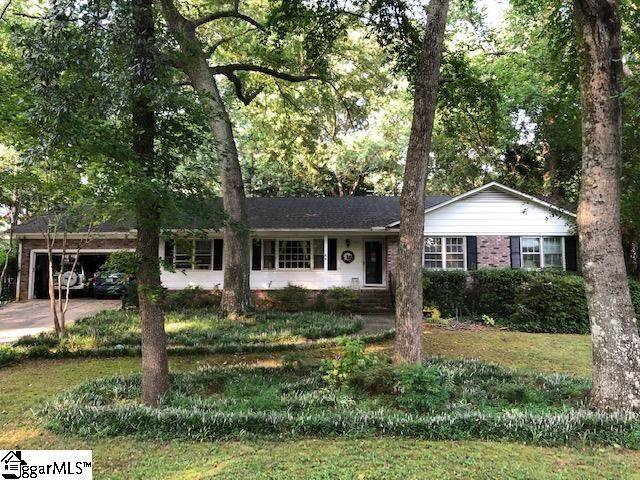 506 Kenilworth Drive, Greenville, SC 29615 (MLS #1450740) :: EXIT Realty Lake Country