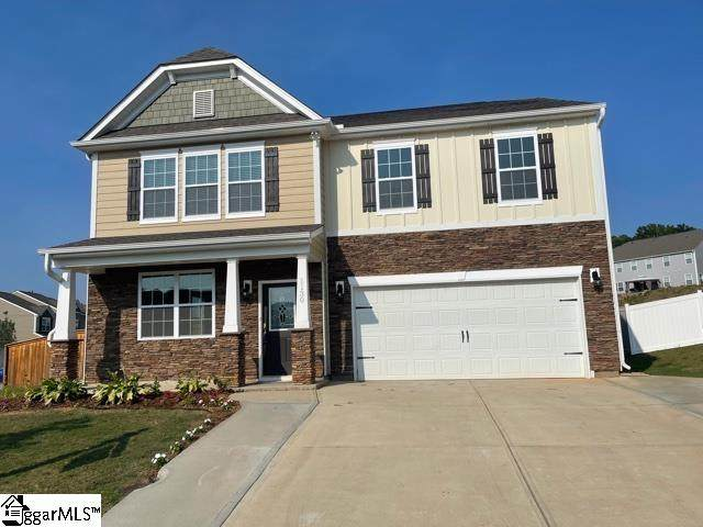 1130 Downing Bluff Drive, Simpsonville, SC 29681 (#1450779) :: Realty ONE Group Freedom