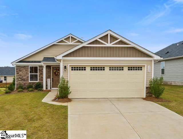 308 Fairmeadow Way, Greenville, SC 29617 (#1454237) :: Dabney & Partners