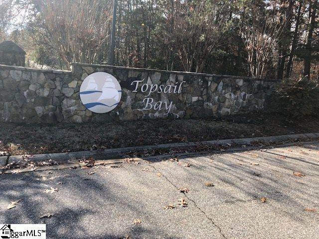 106 Topsail Drive, Anderson, SC 29625 (MLS #1455073) :: Prime Realty