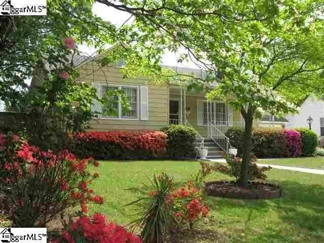 204 Ridgecrest Drive, Greenville, SC 29609 (MLS #1455174) :: Prime Realty