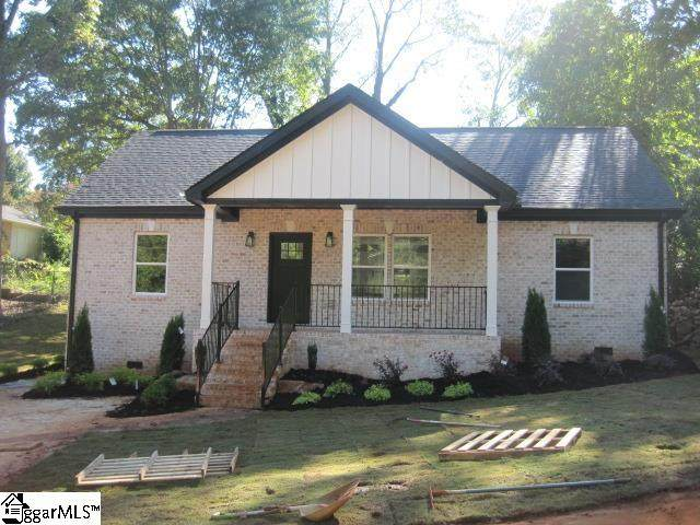 202 Daisy Drive, Greenville, SC 29605 (MLS #1455358) :: EXIT Realty Lake Country