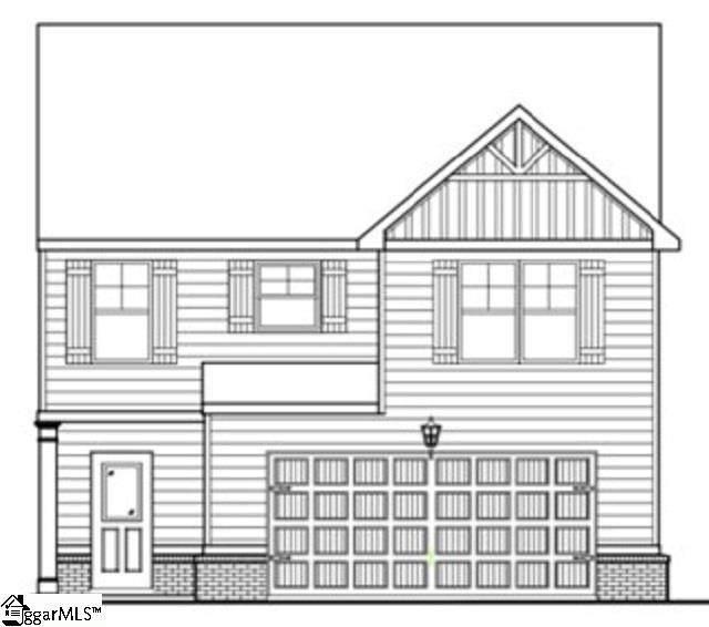 376 Alyssa Landing Drive, Fountain Inn, SC 29644 (#1455907) :: Hamilton & Co. of Keller Williams Greenville Upstate
