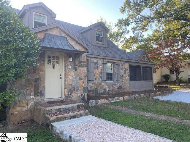 118 S Church Avenue, Landrum, SC 29906 (#1456216) :: Hamilton & Co. of Keller Williams Greenville Upstate