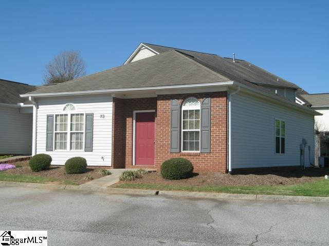 73 Huntress Drive, Greer, SC 29651 (#1180686) :: Hamilton & Co. of Keller Williams Greenville Upstate