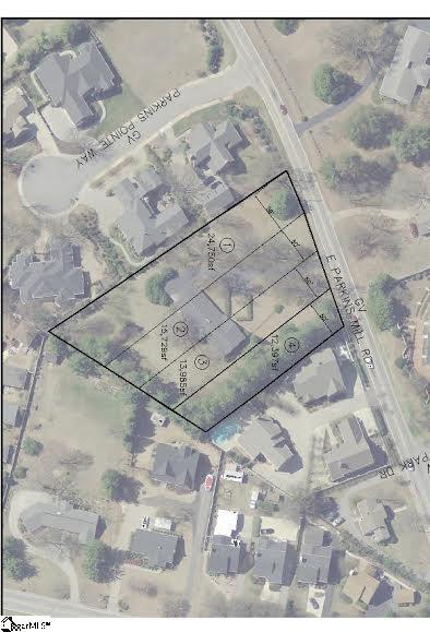 133 East Parkins Mill Road, Greenville, SC 29607 (#1292273) :: The Haro Group of Keller Williams