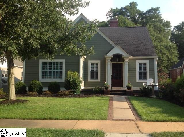 604 Crescent Avenue, Greenville, SC 29601 (#1349866) :: The Haro Group of Keller Williams