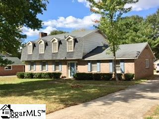 202 Brooks Road, Mauldin, SC 29662 (#1354840) :: Hamilton & Co. of Keller Williams Greenville Upstate