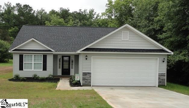 210 Longview Drive Lot 109, Williamston, SC 29697 (#1360771) :: The Haro Group of Keller Williams