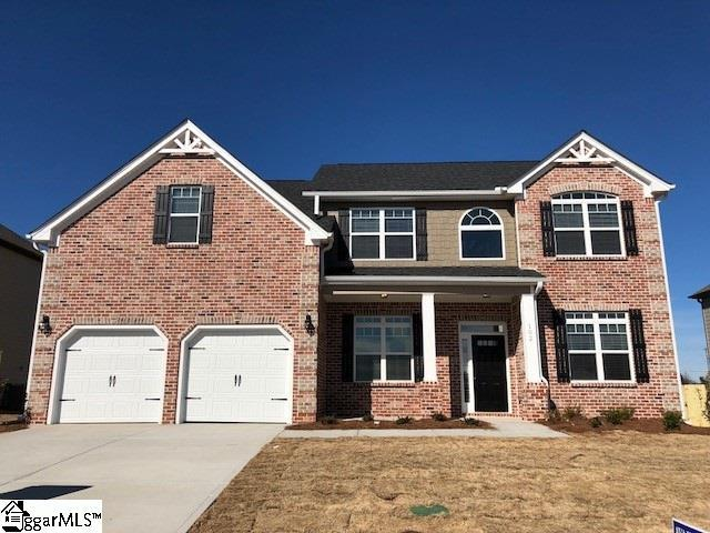 204 Greengate Way, Simpsonville, SC 29681 (#1362010) :: Coldwell Banker Caine