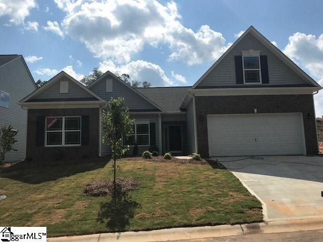 11 Talisker Way Lot 60, Greenville, SC 29607 (#1362453) :: Coldwell Banker Caine