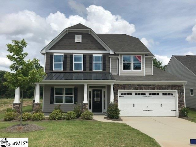 209 Hearthwood Lane Lot 37, Simpsonville, SC 29681 (#1362976) :: Coldwell Banker Caine
