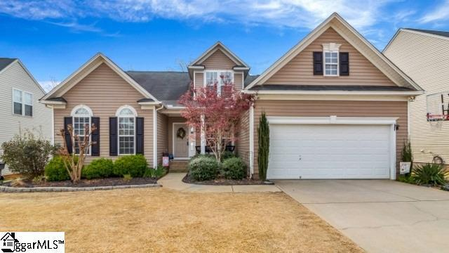 31 Ridgeleigh Way, Simpsonville, SC 29681 (#1364227) :: The Haro Group of Keller Williams