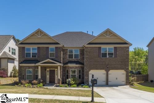 545 Horton Grove Road, Greer, SC 29651 (#1365864) :: Hamilton & Co. of Keller Williams Greenville Upstate