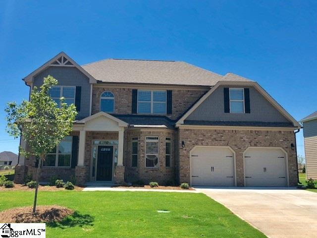 203 Birchdale Court, Simpsonville, SC 29681 (#1369069) :: The Toates Team