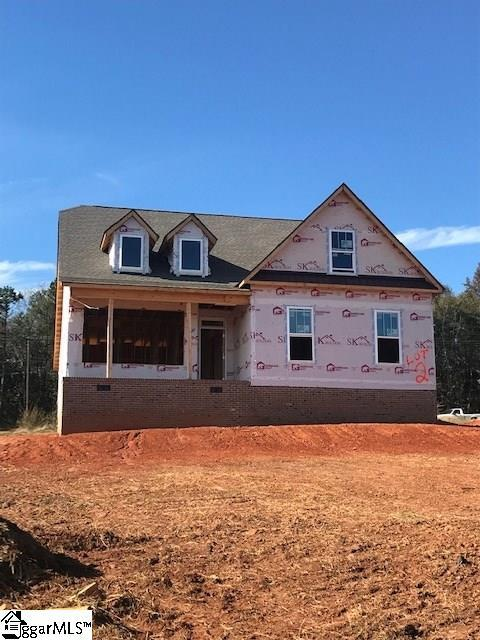 305 Scenic Lake Court Lot 2, Piedmont, SC 29673 (#1370414) :: Coldwell Banker Caine