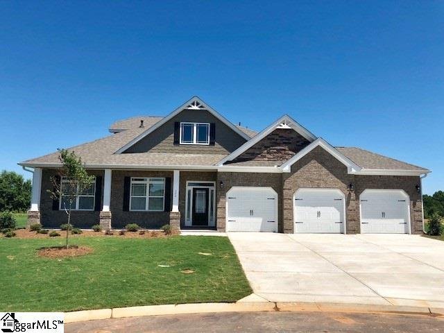206 Birchdale Court, Simpsonville, SC 29681 (#1371641) :: The Toates Team