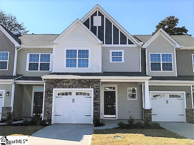 812 Appleby Drive Lot 86, Simpsonville, SC 29681 (#1373153) :: Hamilton & Co. of Keller Williams Greenville Upstate