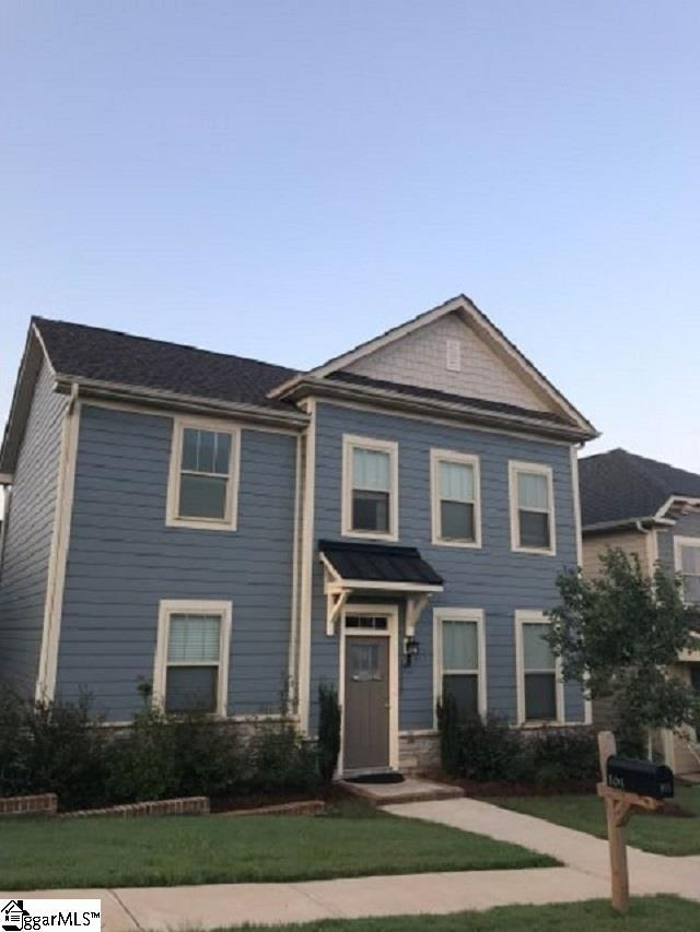 101 Meritage Street, Greer, SC 29651 (#1374290) :: Hamilton & Co. of Keller Williams Greenville Upstate