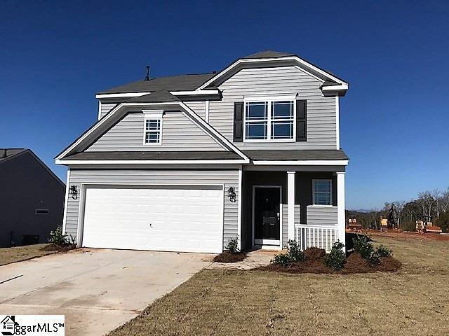 600 Marble Court Lot 187, Easley, SC 29642 (#1375816) :: The Robby Brady Team
