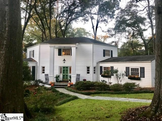 216 Pine Forest Drive, Greenville, SC 29601 (#1379247) :: Coldwell Banker Caine