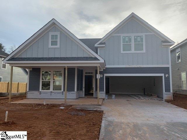 105 Quail Creek Drive Homesite 4, Greer, SC 29650 (#1382224) :: The Toates Team