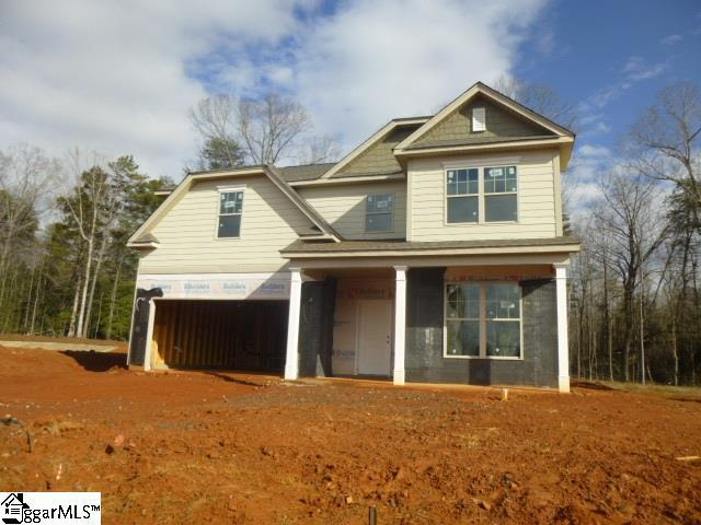 524 Edgevale Drive Lot 111, Boiling Springs, SC 29316 (#1382307) :: The Haro Group of Keller Williams