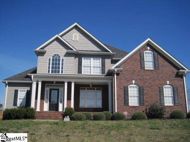 204 Saddle Creek Court, Greer, SC 29651 (#1382901) :: Hamilton & Co. of Keller Williams Greenville Upstate