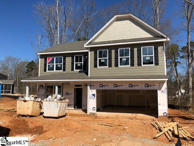 205 Sunshower Way Lot 11, Simpsonville, SC 29681 (#1383539) :: The Toates Team