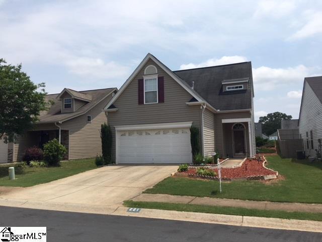 221 Dellwood Drive, Spartanburg, SC 29301 (#1391726) :: J. Michael Manley Team