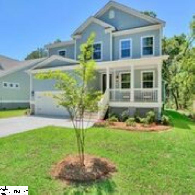 901 Ash Grove Way, Boiling Springs, SC 29316 (#1392717) :: Coldwell Banker Caine