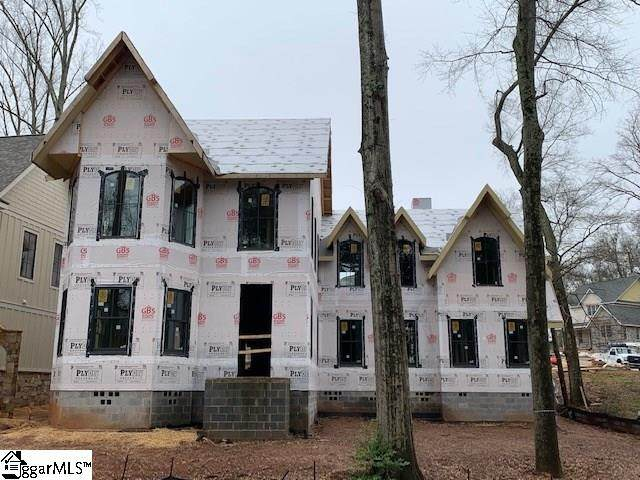 60 Woodland Way Lot 5, Greenville, SC 29601 (#1394485) :: The Toates Team