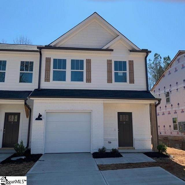 9 Grey Oak Trail Site 4, Greer, SC 29650 (#1402037) :: The Toates Team