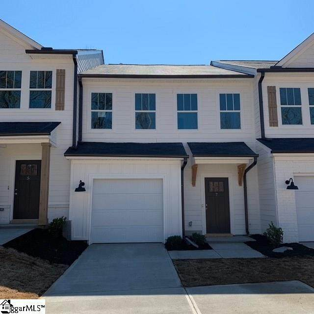7 Grey Oak Trail Site 3, Greer, SC 29650 (#1402040) :: The Toates Team