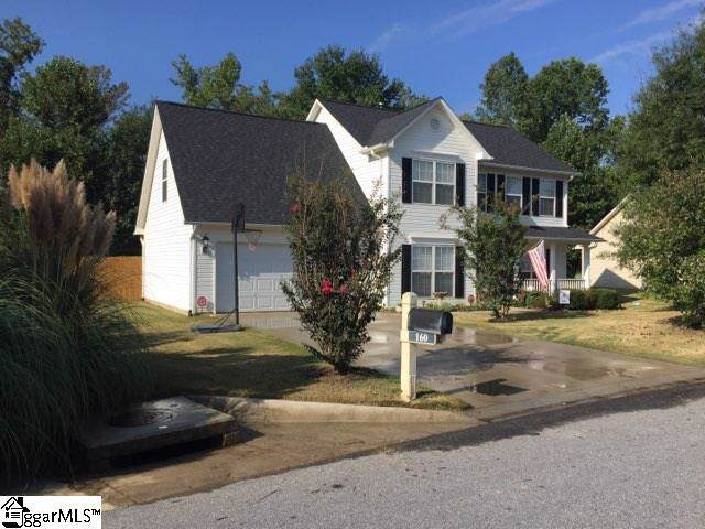 160 Rounded Wing Drive, Easley, SC 29642 (#1402142) :: The Haro Group of Keller Williams
