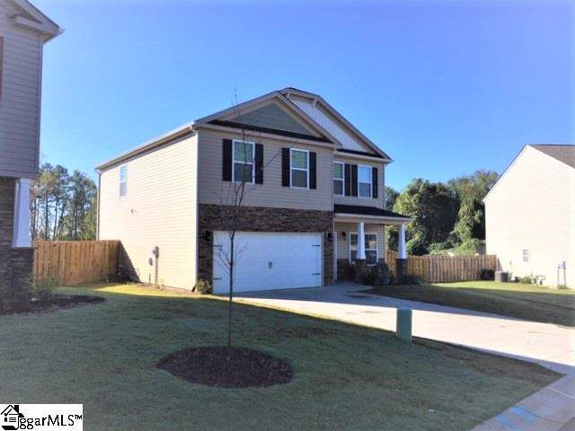 317 Cabot Hill Lane, Greer, SC 29651 (#1405515) :: Coldwell Banker Caine