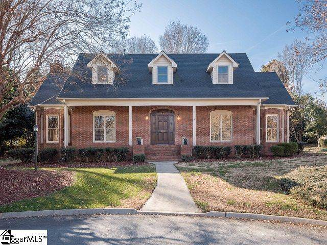 418 Inverness Way, Easley, SC 29642 (MLS #1407757) :: Resource Realty Group