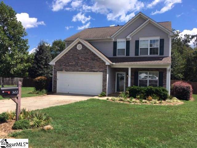 302 Ridgebrook Way, Greenville, SC 29605 (MLS #1410601) :: Resource Realty Group