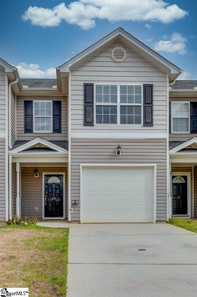 65 Greensboro Court, Greenville, SC 29617 (#1412654) :: Connie Rice and Partners