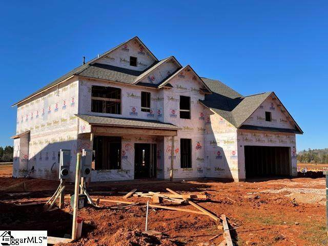 109 Spyglass Lane Lot 28, Pendleton, SC 29670 (#1435723) :: Modern