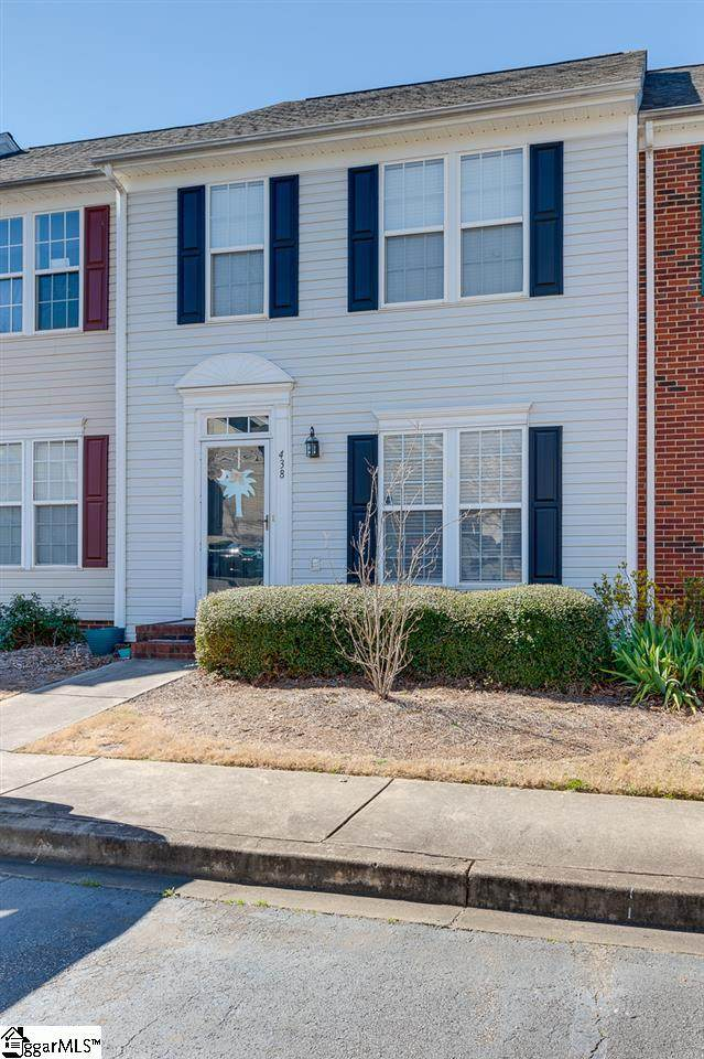 438 Canewood Place, Mauldin, SC 29662 (#1438747) :: DeYoung & Company