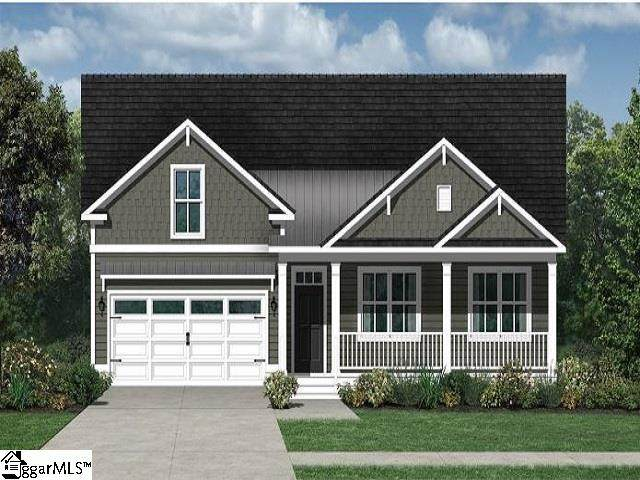 836 Orchard Valley Lane Lot 12, Boiling Springs, SC 29316 (#1442670) :: DeYoung & Company